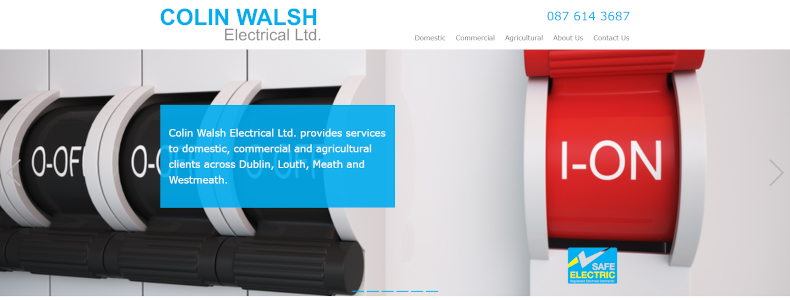 Colin Walsh Electrical