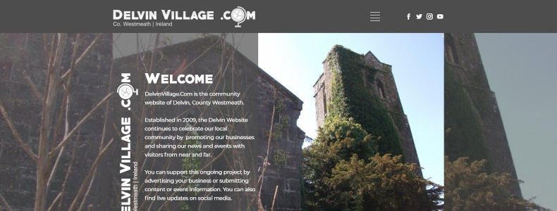Delvin Village Website