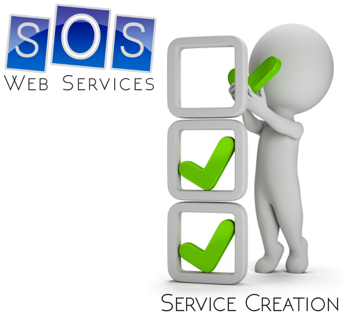 SOS Web Services - Service Creation Centre